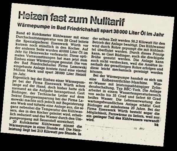 Zeitungsbericht-1982